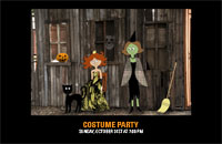 Halloween9 Greeting Card (55x85)